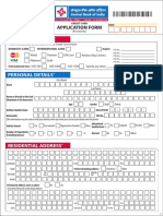 credit_card_application_form_template