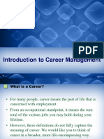 1. Introduction to Career Management (1)