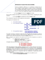 Comparison of Adjective1