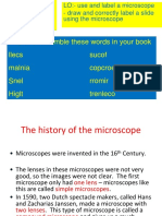 2 Using microscopes