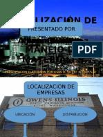 Presentación LOCALIZACION Y MANEJO