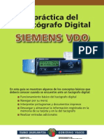 Guia Tacografo SIEMENS (Gobierno Vasco)