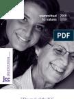 JCC Association Annual Report 2008
