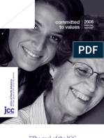 JCC Association Annual Report 2008