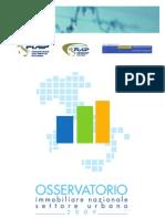 Osservatorio-2009-Urbano