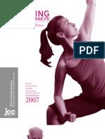 JCC Association Annual Report 2007