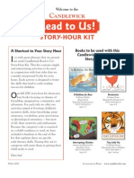 Candlewick Read To Us Story-Hour Kit