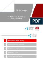 Huawei LTE Strategy