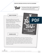 I Fooled You - Creative Writing Activities for the Classroom
