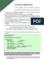 DHCP-CENTOS