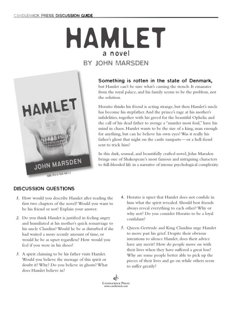 hamlets confidant