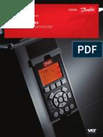 Danfoss Frequenzumrichter DE