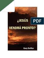 JESÚS VENDRÁ PRONTO_ GARY DEMAR