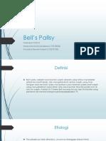 Bell's Pallsy kmb 3