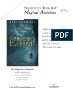 The Magician's Elephant Activity Kit