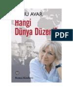 33310192 Hangi Dunya Duzeni Banu Avar