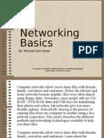 Networks Basics