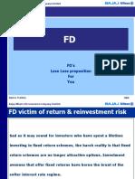 FD vs Ins