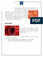 Blood in Disorders