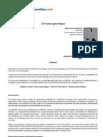 Psicologiapdf 109 El Trauma Psicologico