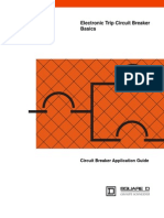 Schneider Electric Electronic Trip Circuit Breaker Basics