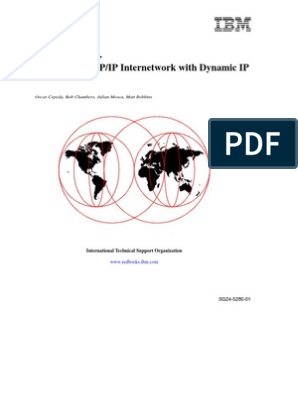 BeyondDHCP-WorkYourTCP-IP | Domain Name System | Networking
