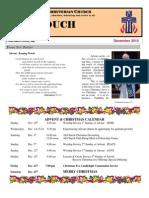 Dec Newsletter 2010