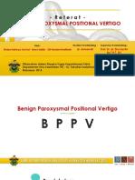 Slide BPPV THT.pptx