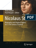 Troels Kardel, Paul Maquet (auth.), Troels Kardel, Paul Maquet (eds.) - Nicolaus Steno_ Biography and Original Papers of a 17th Century Scientist-Springer-Verlag Berlin Heidelberg (2013).pdf
