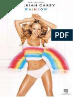Mariah Carey Rainbow