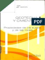 Geotecnia y Cimientos 1