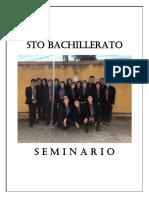 SEMINARIO 2,019 Colegio Bilingue Rossel