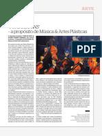 Artigo da Prof.ª Isabel Patim Publicado as Artes Entre as Letras - 26.02.2020
