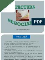 Factura Negociable 1