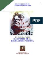 Espiritu de la Revolucion Fascista - Varios autores.pdf