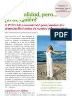 PSYCH-K- Artículo Revista Namaste - Nov2010
