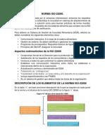 Aplicación de la ISO 22000 en Bimbo