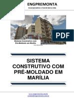 Sistema Construtivo Com Pré-Moldado Em Marília