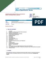 consideraciones generales para las elaboraciones de obras