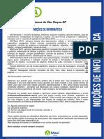 [Assistente de Comissões] 04 - Noções de Informática