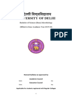 Annexure-123. (B.Sc. (H) Microbiology)