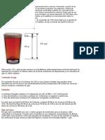 El CO2 y la cerveza