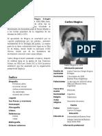 Biografía del padre Carlos Mugica