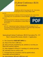 PPT-SHIP ACCOMMODATION ILO RULES