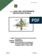 C URSO HIDRULICA 950 H, D8 T y 330 D