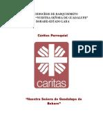 CARITAS ZONA PASTORAL
