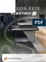Session Keys Electric S Manual v1.0