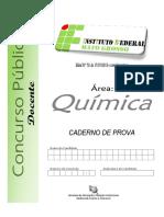 QUIMICA professor IFMT