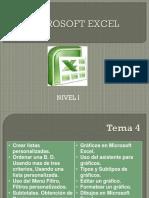 Clase 4 Excel i 2013