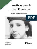 Alternativas Para La Calidad Educativa